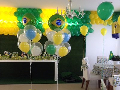 balões Brasil