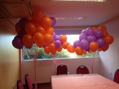 balões de latex coloridos com gas helio (23)